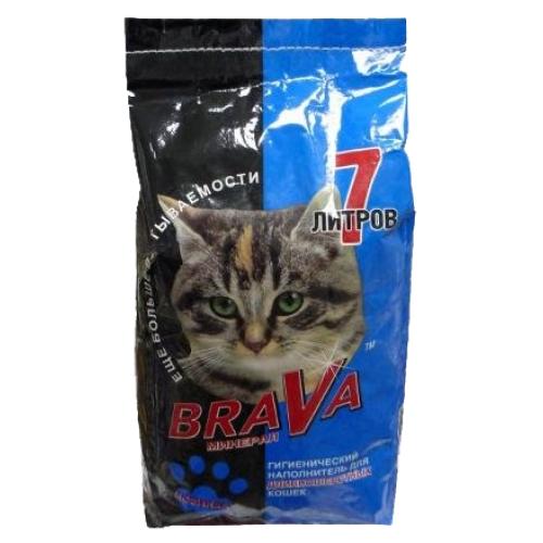 БРАВА 7 л. д/длиношерстн. кошек (синий)